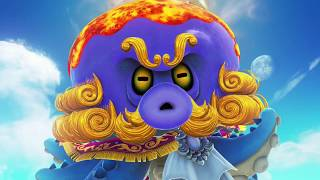 Super Mario Odyssey Octopus Boss Battle