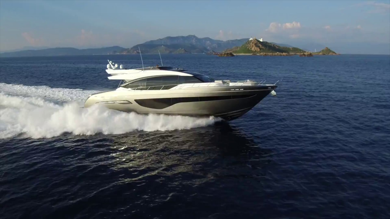 New Princess Yachts S78 For Sale