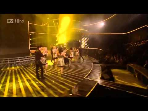 Mashup Glee - Don't Stop Believing (X Factor / 3D movie performances)