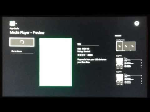 Setup Xbox One Media Player DLNA Server - Stream Directly from Xbox