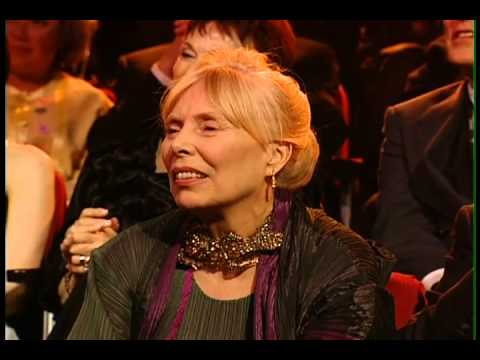 A tribute by Margaret Atwood to CSHF inductee Joni Mitchell