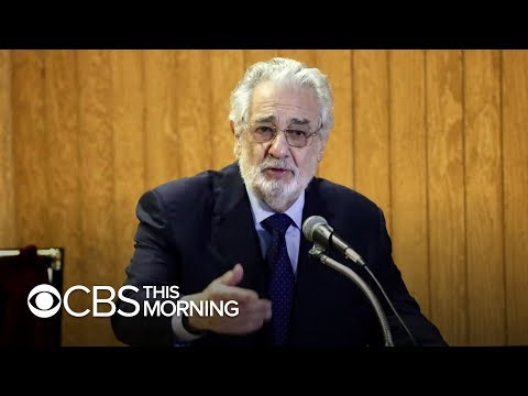 Opera legend Plácido Domingo accused of decades of sexual harassment