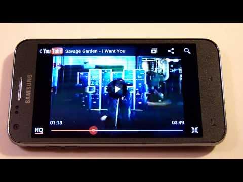 Samsung Galaxy S2 - Virgin Mobile USA