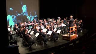 Bohemian Rhapsody - Nieuwjaarsconcert 2012 Kon. Gem. Harmonie Koksijde