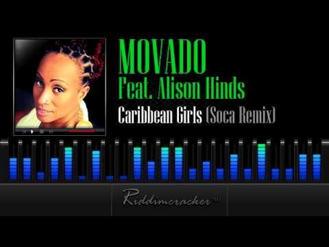 Mavado Feat. Alison Hinds - Caribbean Girls (Soca Remix)