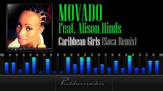 Mavado Feat. Alison Hinds - Caribbean Girls (Soca Remix)