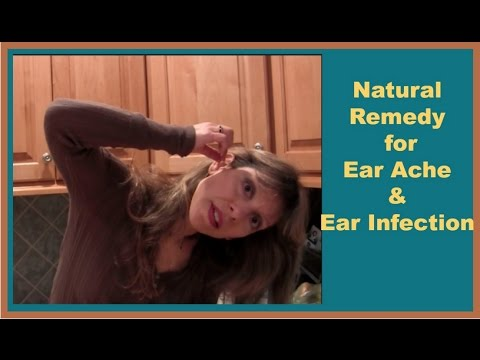 DIY Natural Home Remedy for Earache/Infection----Garlic!