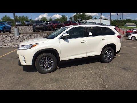 2019 Toyota Highlander Sayre, PA, Binghamton, Ithaca, NY, Scranton, PA, Endicott, NY TT08738
