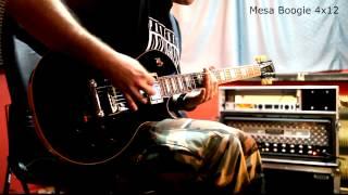 Mesa Boogie 4x12 vs Orange PPC412 V30