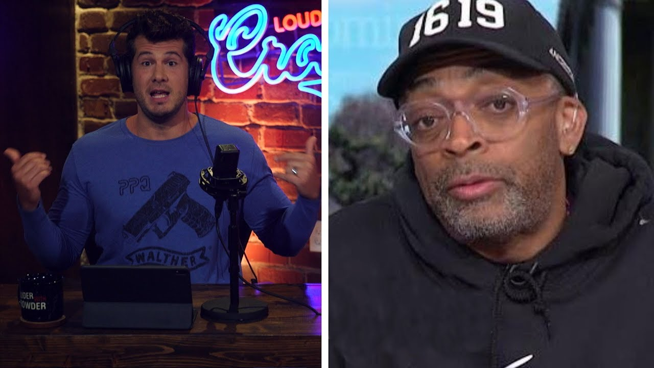 DEBUNKED: Spike Lee's Anti-Trump Slavery Lies! | Louder With Crowder