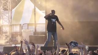 Vince Staples Blue Suede LIVE From Camp Flog Gnaw 2015