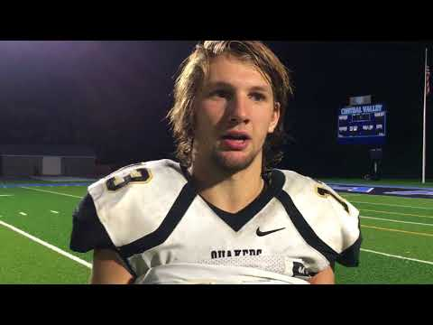 Quaker Valley's Ricky Guss Interview