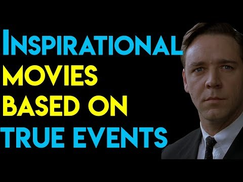 Inspirational Movies Based On True Stories/Events!!! - Must Watch Motivational Movies