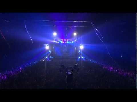 Skrillex live Heineken Music Hall Amsterdam