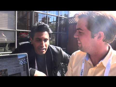 Annotary Interview  | TechCrunch Disrupt 2012