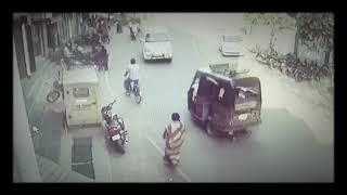 Accident happened on judge kothi road,arrah