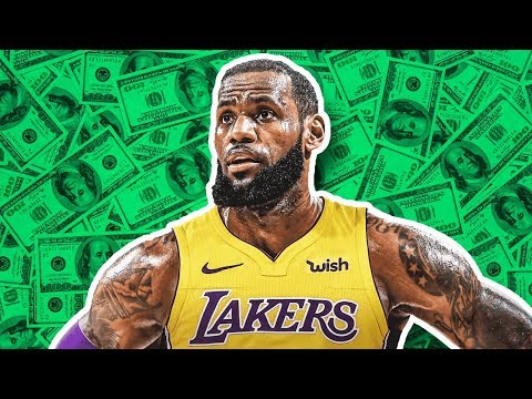 The Highest Paid Athlete In Each Sport