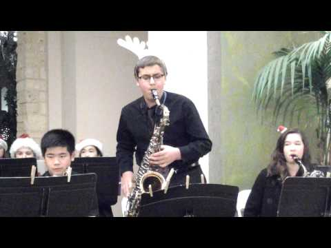Born to Be Wild - Los Cerros Middle School Jazz Band - Blackhawk Plaza