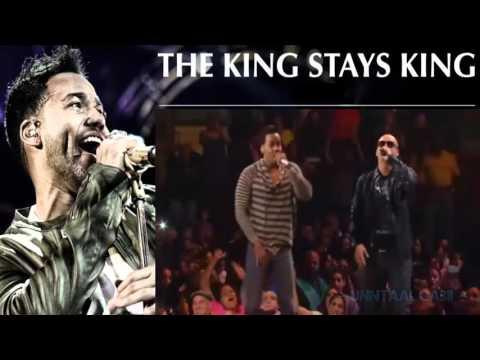 Romeo Santos Noche De Sexo FeatWisin  Yandel Live The King Stays King