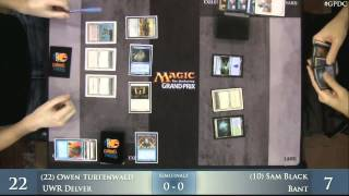 Grand Prix Washington D.C. Semifinals (Legacy)