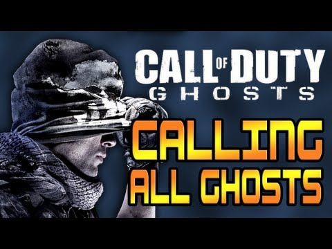 CALL OF DUTY GHOSTS SONG 'Calling All Ghosts' TryHardNinja & Miracle of Sound