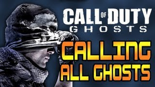 Repeat youtube video CALL OF DUTY GHOSTS SONG 'Calling All Ghosts' TryHardNinja & Miracle of Sound