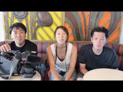 Aegean Glory Japanese Crew speaking Greek!