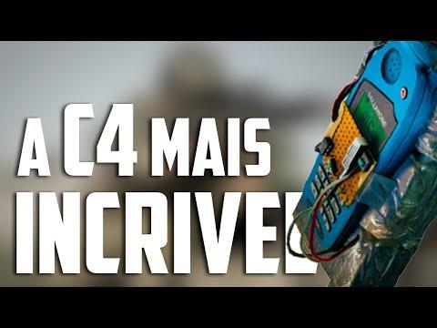 C4 DO MAV NO OREGON | Rainbow Six Siege