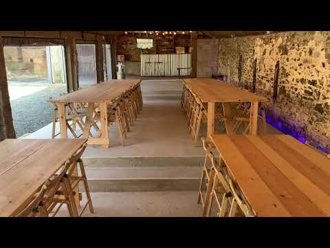 Fourth part of the virtual viewing of exclusive wedding venue in Cornwall Pengenna Manor. Part 4.
