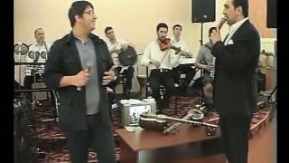 Yevlaxda tarzen Elekbergilin toyu-Elton Huseyneliyev & Abbas Bagirov