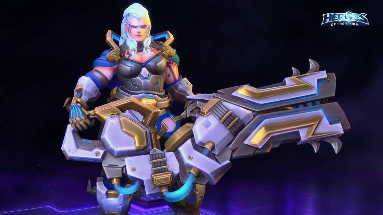 She looks painfully average i think when she was in skins her figure - Like Seriously Case In Point Zarya Her Ow Skins Are Meh But Oh My God I Fell So Deep In Love With Zarya S Thunder Guard Skin