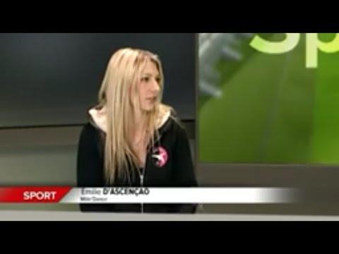 Journal des SPORT en direct TV7 : La pole dance, un sport!