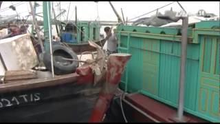 VTC14_Các địa phương cấm biển, kêu gọi tàu thuyền tránh bão số 2