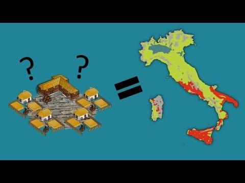 Peasant communes, in Italy!?