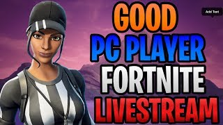 New NFL Skins | Road To 3K Subs | Good Fortnite PC Player Livestream + Tips | Playing With Viewers