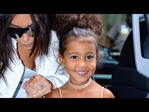 North West Had the BEST Birthday Present Ever!