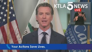 Coronavirus: 47 CA counties can reopen barbershops and hair salons with modifications, Newsom says