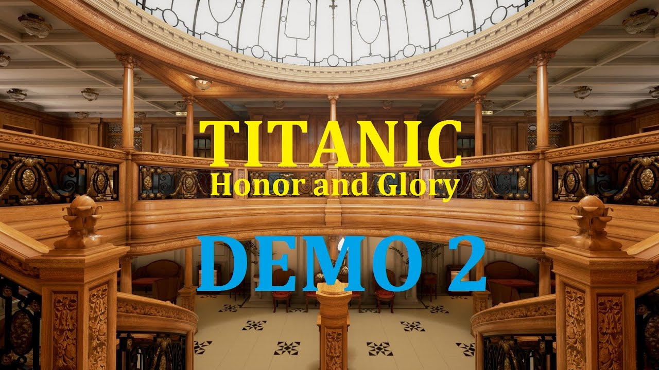 Titanic Honor And Glory