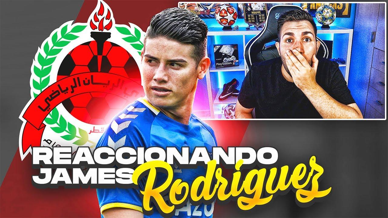 JAMES RODRIGUEZ YA ES JUGADOR DEL AL RAYYAN DE QATAR | MI OPINIÓN