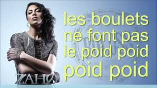 Zaho Boloss (paroles) NEW EXCLU