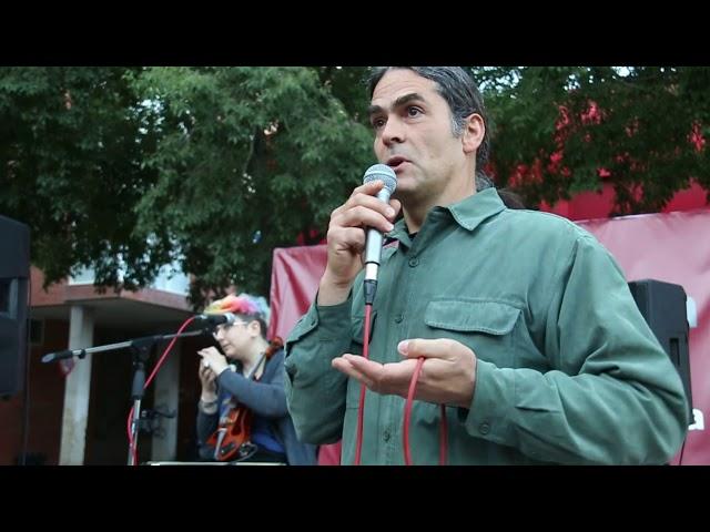 L'acte central a Pardinyes: ganes de canvi i de fer un vot valent