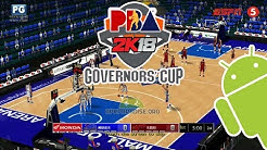 PBA 2k18 Android Gameplay Governors Cup Version 1.4.2 (Tagalog Commentator) (2k14 Base)