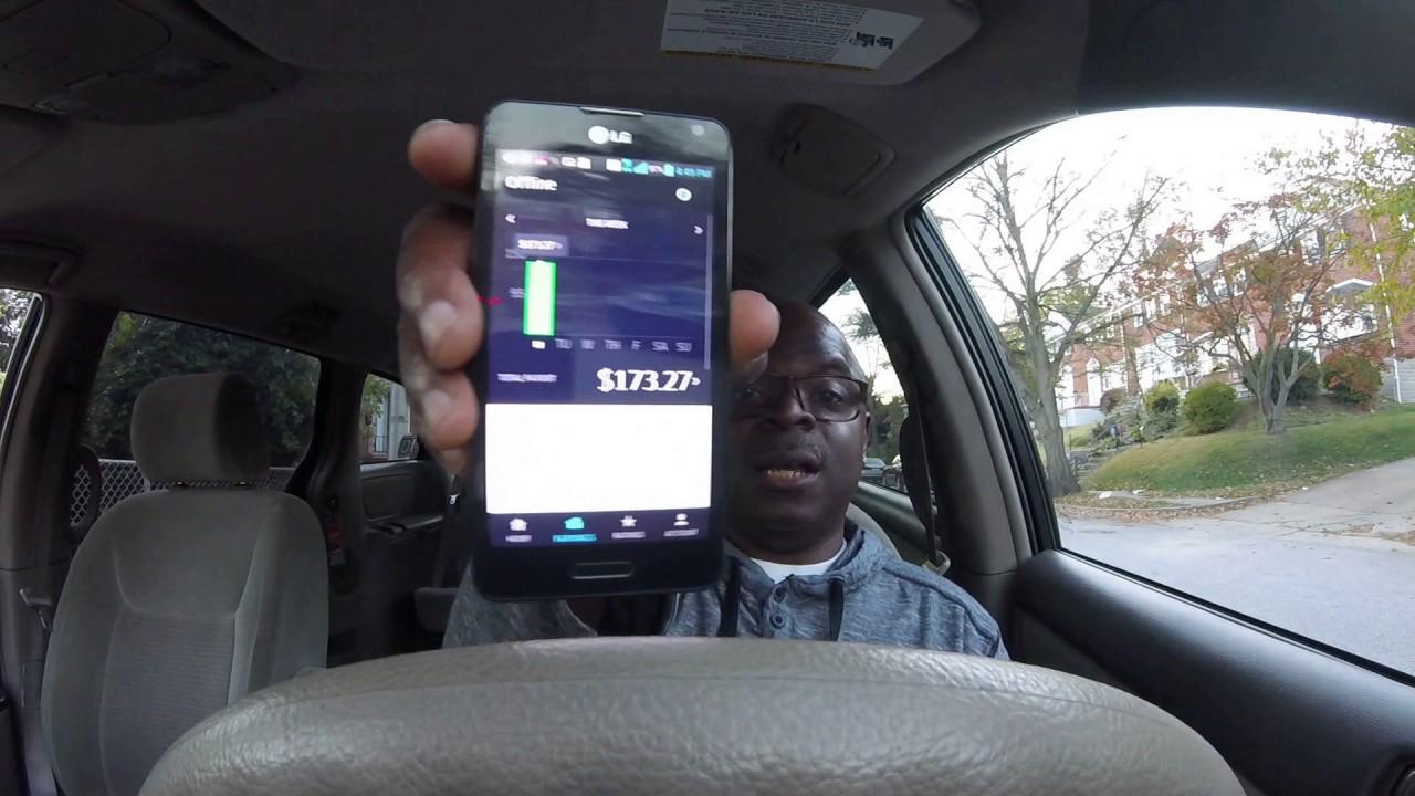 Van Life: My First Week Driving Uber #61
