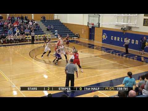 High School Girls Basketball: 2017 MGBCA All-Star Series - Stars vs. Stripes