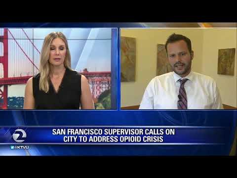 SF Supervisor Calls For Comprehensive Plan To Address Open Drug Dealing, Opioid Crisis