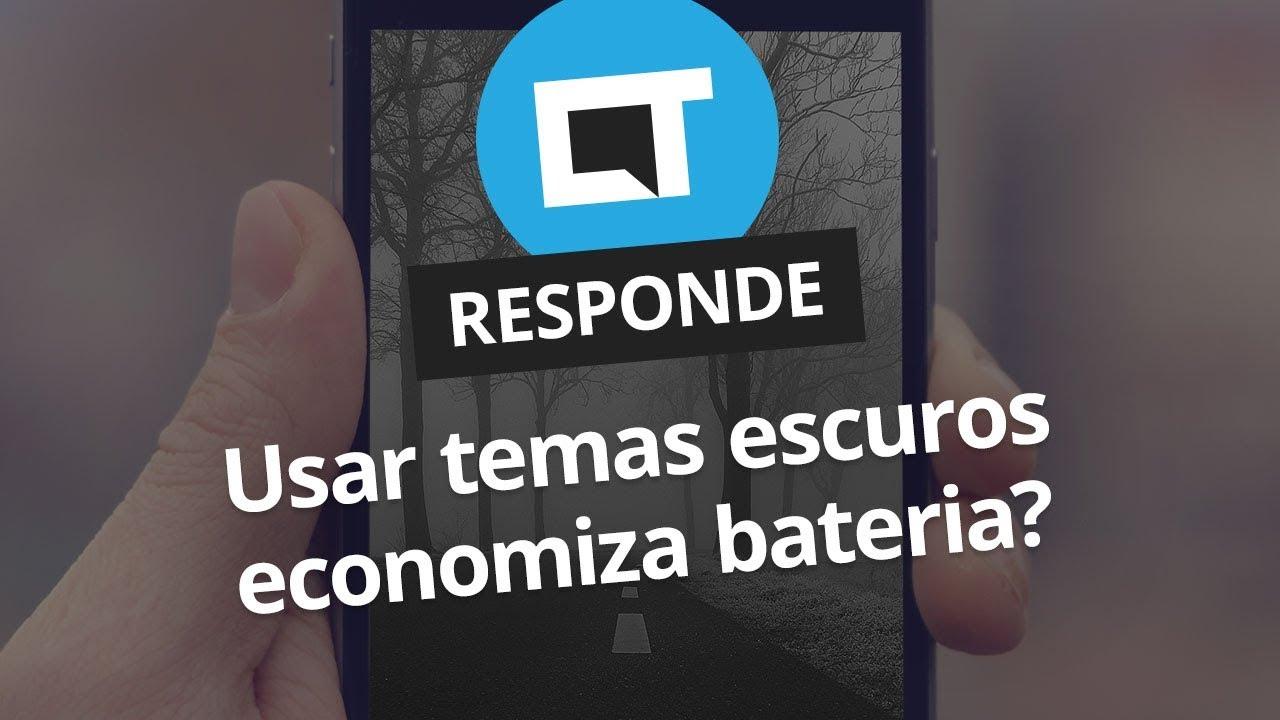 Papel De Parede Escuro Ajuda A Economizar Bateria Do Celular Ct