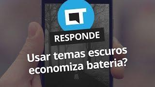 Papel de parede escuro ajuda a economizar bateria do celular? [CT Responde]