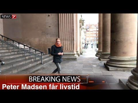Dokumenter: Peter  Madsen får sin dom