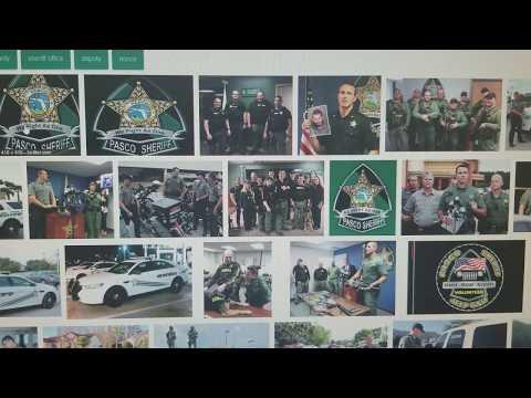 Pasco County Sheriff's Office Corruption - Part 2 READ THE DESCRIPTION