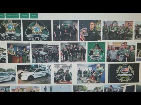 Pasco County Sheriff's Office Corruption - Part 2 READ THE DESCRIPTION
